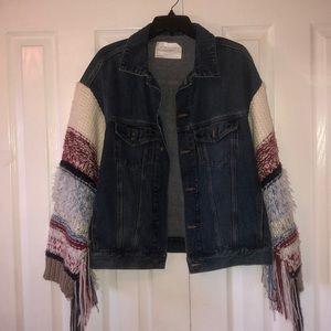 Zara Denim/Woven Jacket